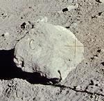 c shaped rock